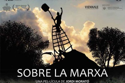 Documental de Jordi Morató «SOBRE LA MARXA / THE CREATOR OF THE JUNGLE»