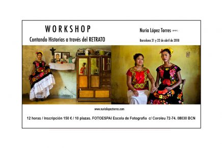 Workshop de retrato